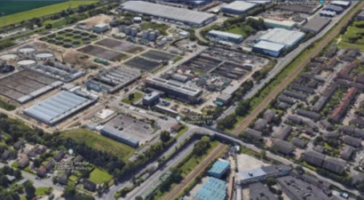 New Biogas Upgrading Facility in London Using Wastewater