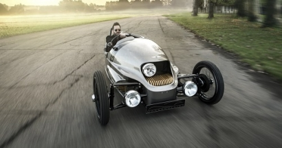 Morgan Three-Wheel Vehicle Finally Slated for Production