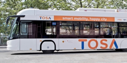 ABB and King Long to Develop E-bus with World's Fastest Flash-Charger