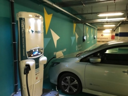 Tritium Technology lets Hungarian EV Drivers Experience Country