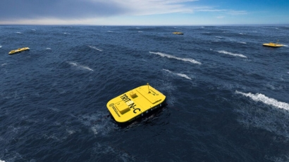 Oscilla Aims to Deliver Cost Competitive Power With its Triton Wave Energy Systems