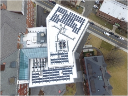 Tufts University Adds New Solar Energy Systems