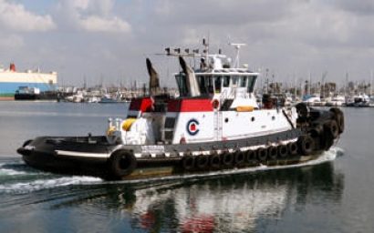 Crowley Begins Use of Biofuel to Power Tug Veteran