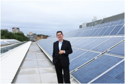 UNSW Signs Solar Energy Agreement