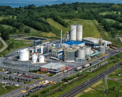 Greenfield Global Takes Next Steps to Expand Production at its Varennes Biorefinery
