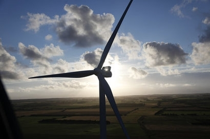 iSpin Technology Monitors the Turbine Performance at Vattenfall's EOWDC