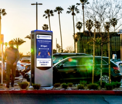 EverCharge's SmartPower Technology Featured in Volta's Iconic Charging Stations