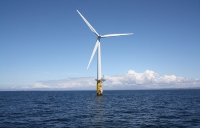 Natixis Sole Green Coordinator for Financing of World's Largest Floating Wind Farm