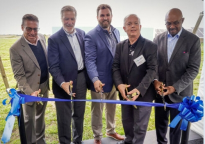 Wisconsin's Newest Large-Scale Solar Energy Project Commissioned