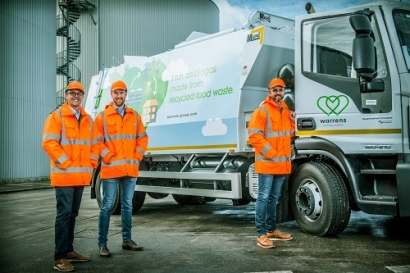 Warrens Group Announces Major Investment in Biofuel Powered Fleet
