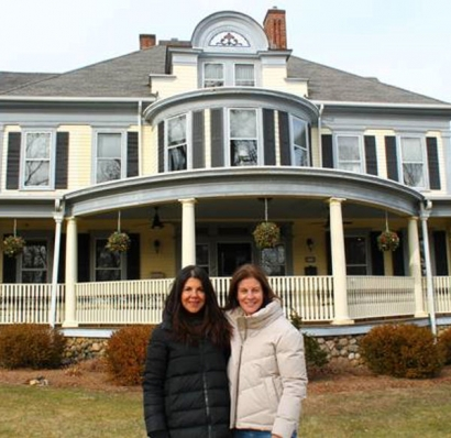 Historic Inn Replaces Oil Burning System with Energy Efficient Electric Heat Pumps