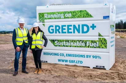 Scottish Remediation SiteFirst in UK to Produce Green Aggregates for Construction