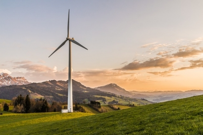 Crossing Trails Wind Farm Achieves Commercial Operation