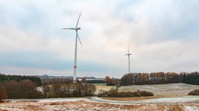 WPD Windmanager Takes Over Management of German Wind Farm