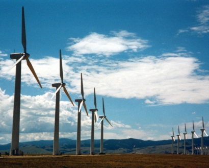Kimberly-Clark to Power Mills with Wind Energy