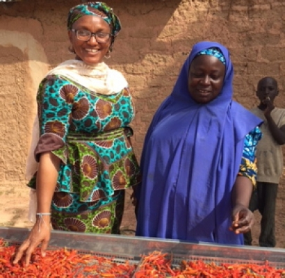 Empowering Women in Nigeria with Solar Energy