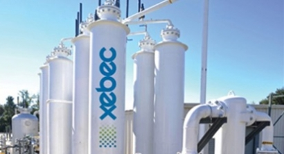Xebec Partners with Sapio Group on Biogas Plants