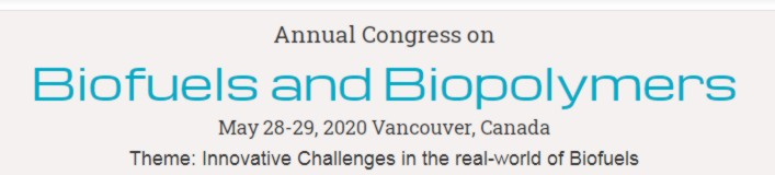 Annual Congress on  Biofuels and Biopolymers