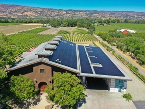 Napa's Robert Biale Winery Unveils High-Performance Solar Array