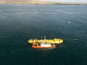 Magallanes Generates Electricity to UK Grid at EMEC