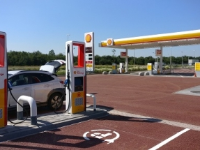 Shell Ultrafast EV Charging Service to Incorporate Alfen Energy Storage