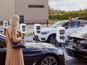 Alfen and Bee Enter Partnership for EV Smart Charging In Sweden