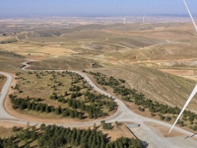 EGP Connects Sierra Costera I Wind Farm to the Grid