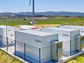 Acciona Pioneers Use of Blockchain Technology to Guarantee Renewable Origin of Stored Energy