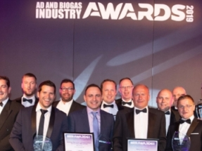AD and Biogas Industry 2019 Award Winners