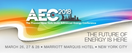 2018 Advanced Energy Conference