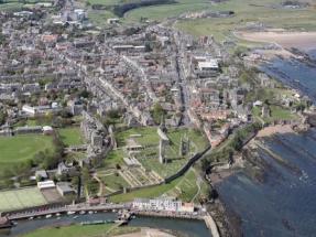 University of St. Andrews in Scotland to Slash Carbon Footprint
