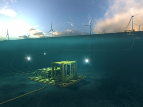 Aker Offshore Wind Unveils Underwater Innovation for Floating Offshore Wind