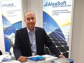 Renewable Energy Magazine Interview with Antonio Delgado Rigal, PhD. in Artificial Intelligence and CEO of AleaSoft.