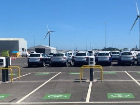 Alfen Supplies EV Charge Points for Port Terminals of Volkswagen Group UK