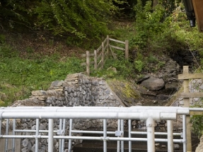 Local Hydro-Power Scheme in Welsh Town Brings Power to the People