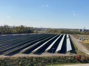 Iowa's Newest Solar Garden Tests Battery-Storage Solution