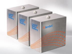 NEC to Develop Energy Storage Systems with Cells from Ambri