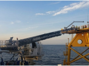 Ampelmann to Assist Construction of Offshore Wind Farm in Taiwan