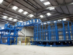 Francis Brown Installs 700Te Carousel to One of UK's Largest Windfarms