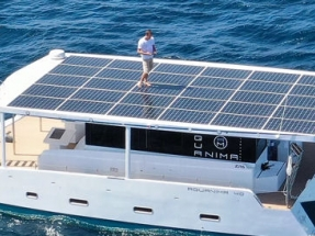 Solar Powered Yacht Completes 220 Nautical Mile Circumnavigation of Bali