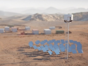 Azelio Demonstrates Technology for Low Cost Solar Energy Storage