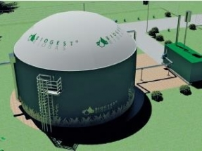 GESS Caps String of Biogas Announcements with Lead Sponsorship of Renewable Energy Conference