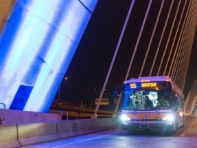 Boston Orders Electric-Hybrid Systems from BAE for New Buses