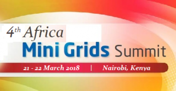 4th Africa Mini Grids Summit 2018
