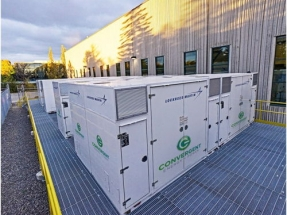 Convergent Energy + Power Announces Completion of 8.5 MWh Energy Storage Project in Ontario