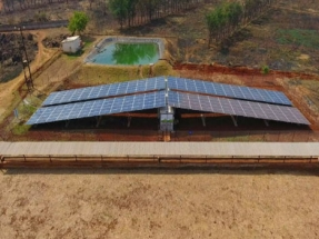 BayWa Commissions Solar Plus Storage Project in Zambia
