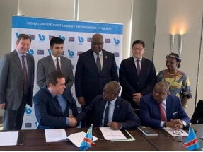 Bboxx Partners With the DRC Government