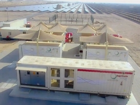 Ingeteam Supplies Storage Power Station for Mohammed bin Rashid Al Maktoum Solar Park