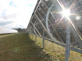 Schletter Group Presents Bifacial Tracking System at Intersolar Europe