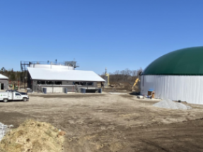 ZooShare Biogas Project Goes Live, First of its Kind in Canada